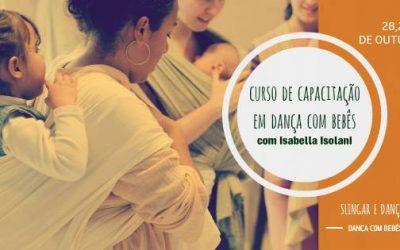 Capacitação em Dança com Bebês – 2016