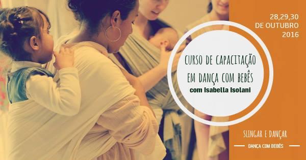 dança com bebês