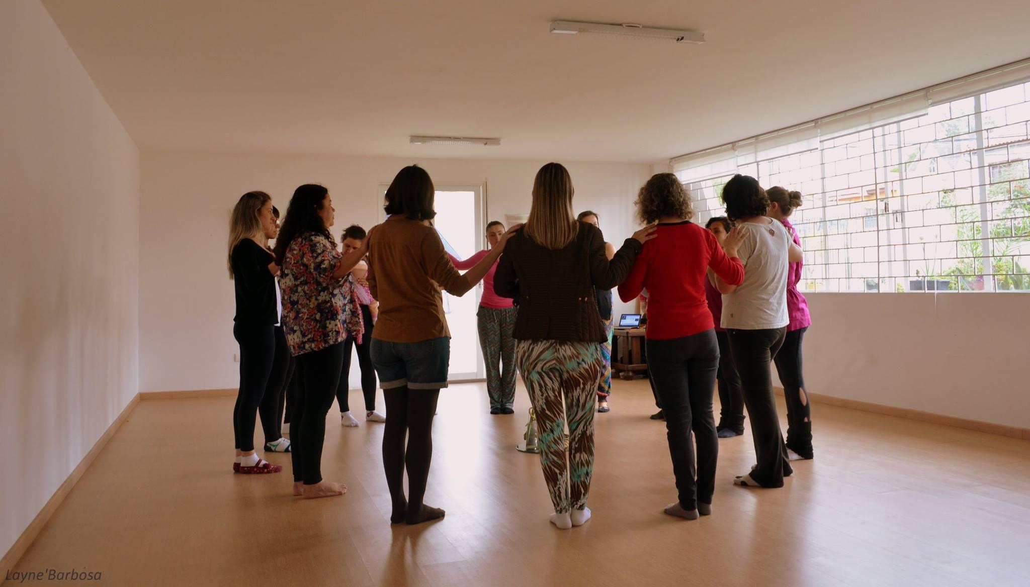 Capacitação em Dança com Bebês