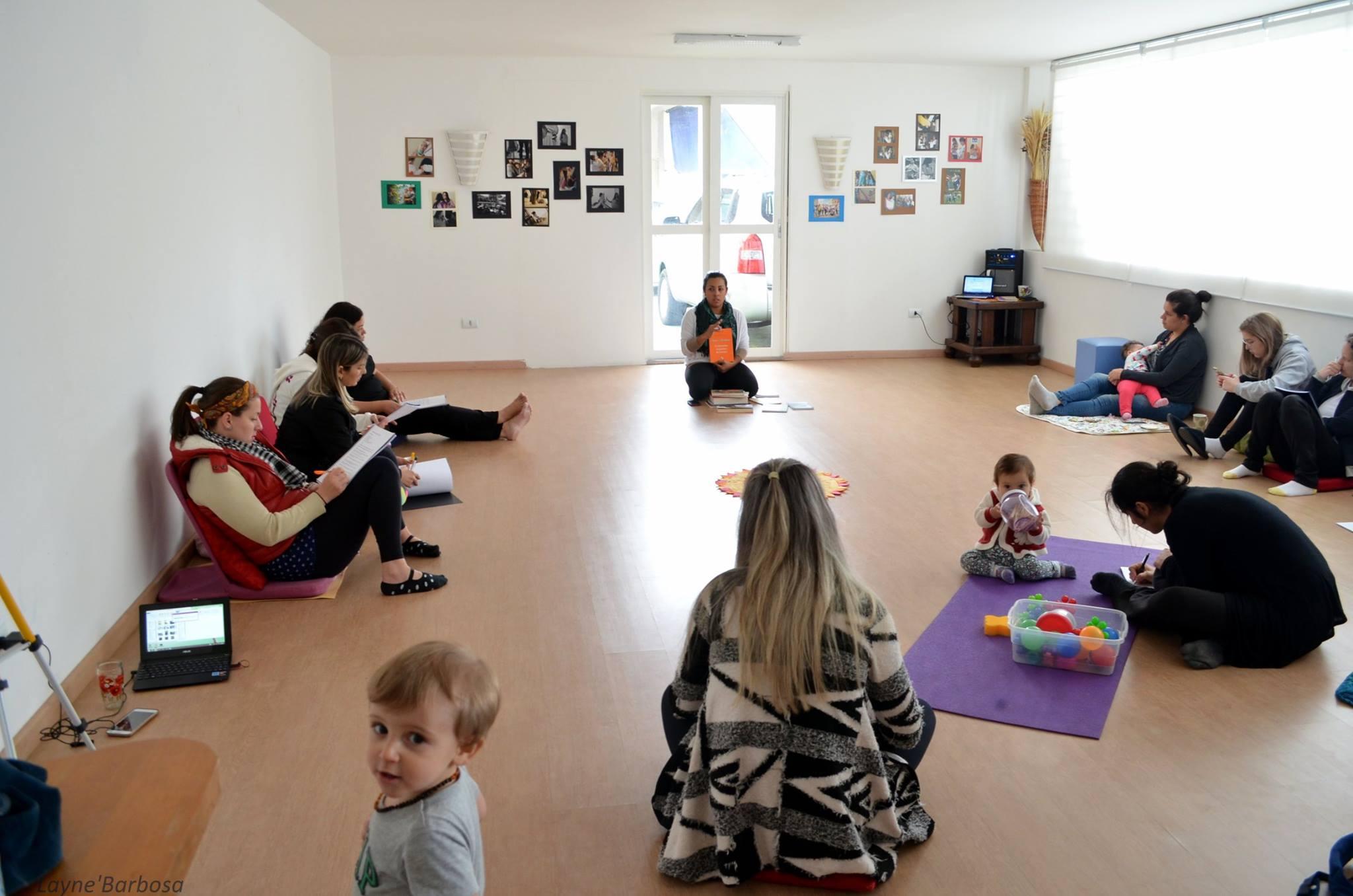 Capacitação em DanCapacitação em Dança com Bebêsça com Bebês