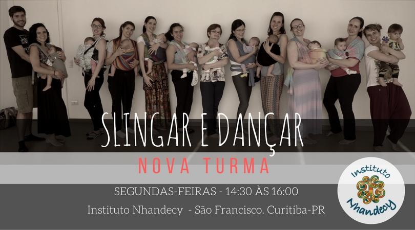 Nova turma -Slingar e Dançar