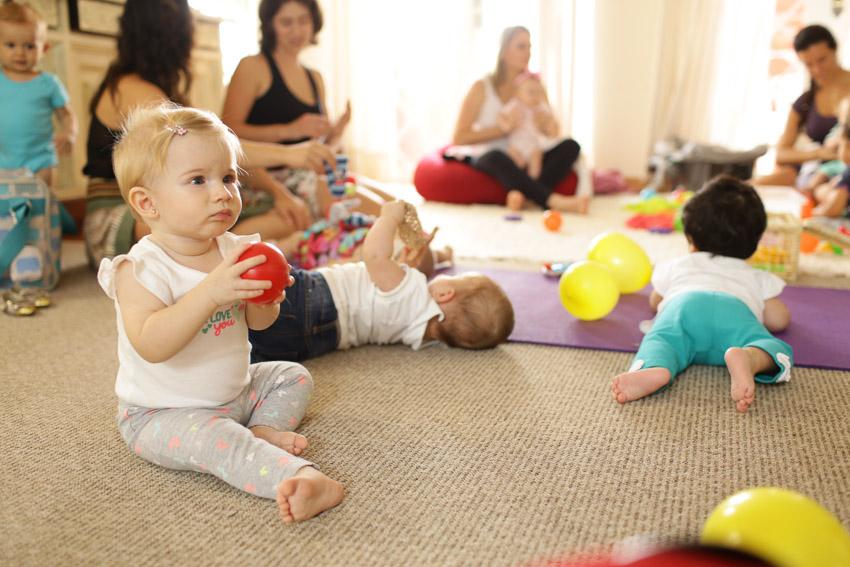 musicalização com bebês